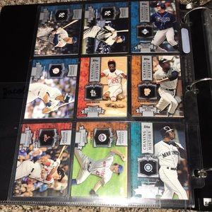Chasing History Mlb 2013 Baseball Cards